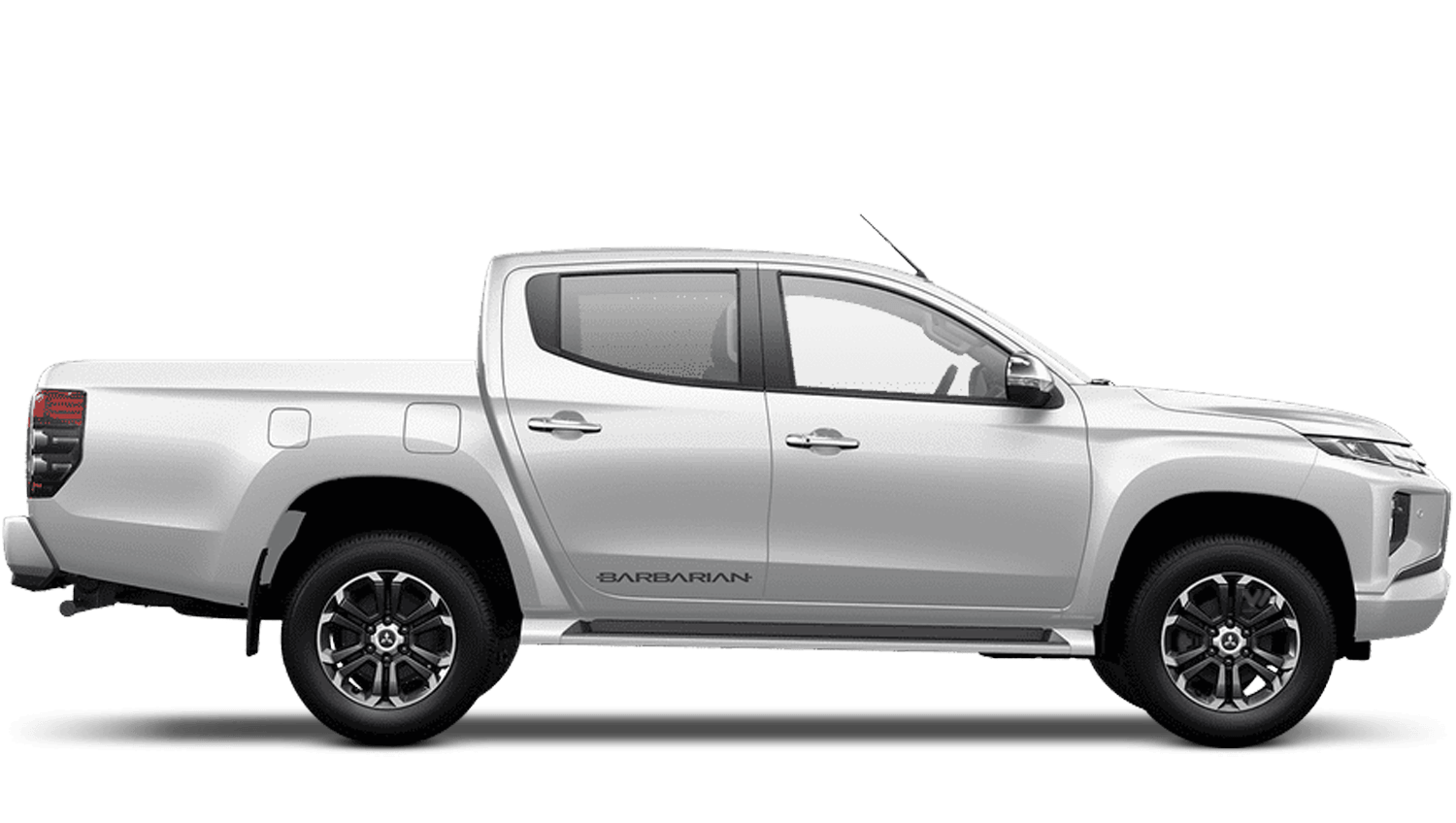 Polar White All-New Mitsubishi L200
