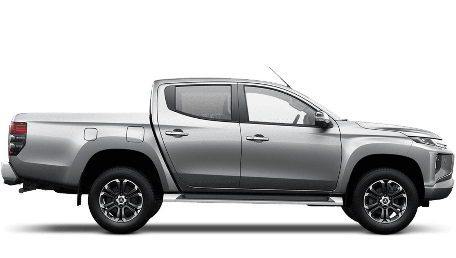 Sterling Silver All-New Mitsubishi L200