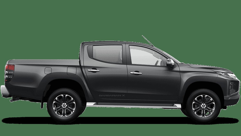 Graphite Grey All-New Mitsubishi L200