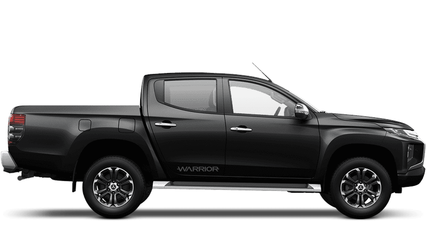Jet Black All-New Mitsubishi L200