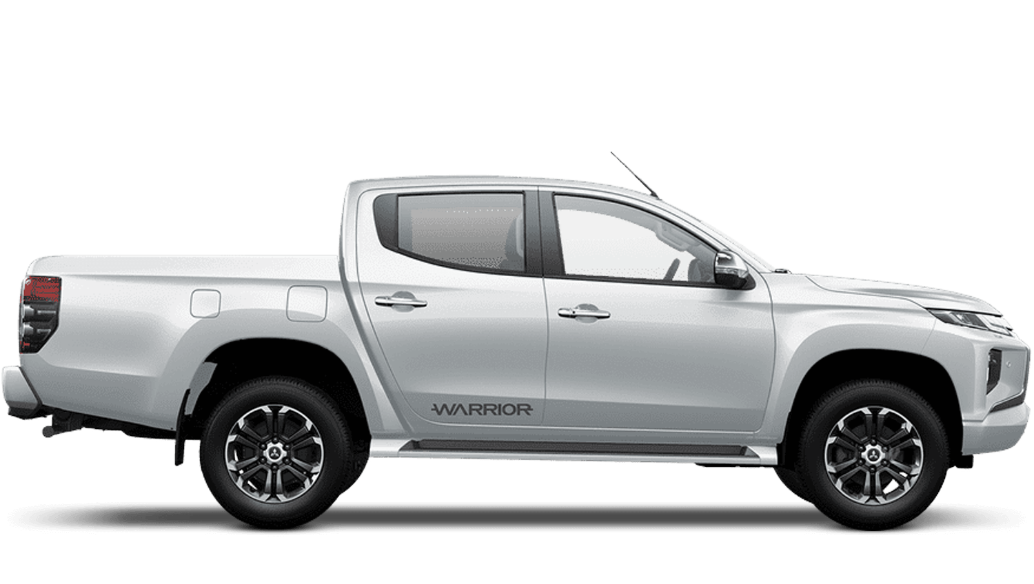 White Diamond All-New Mitsubishi L200
