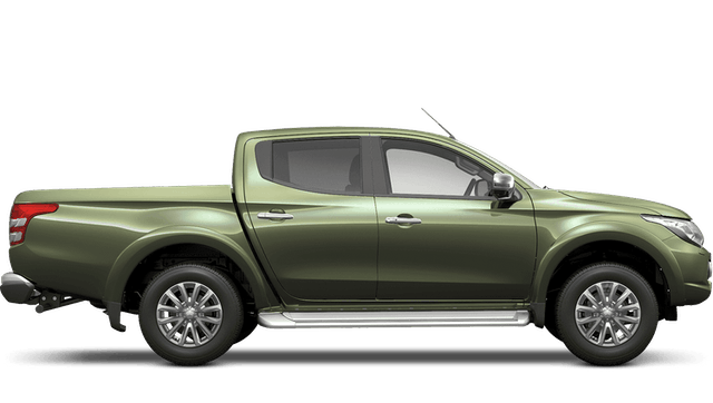 New Mitsubishi L200 Warrior Double Cab Pickup Offer