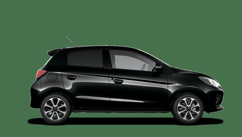 Cosmos Black New Mitsubishi Mirage