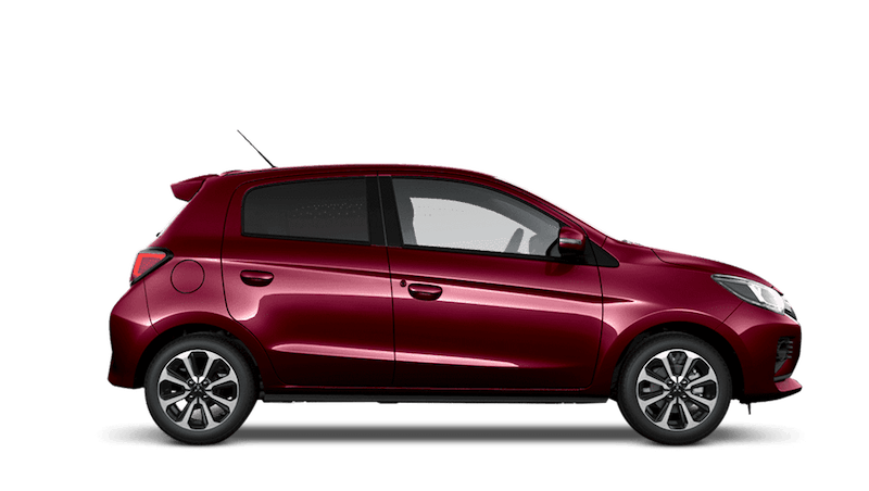 Mitsubishi Mirage New First Edition
