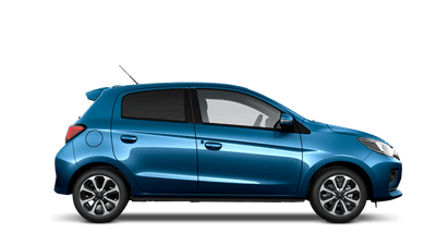 Mitsubishi Mirage New