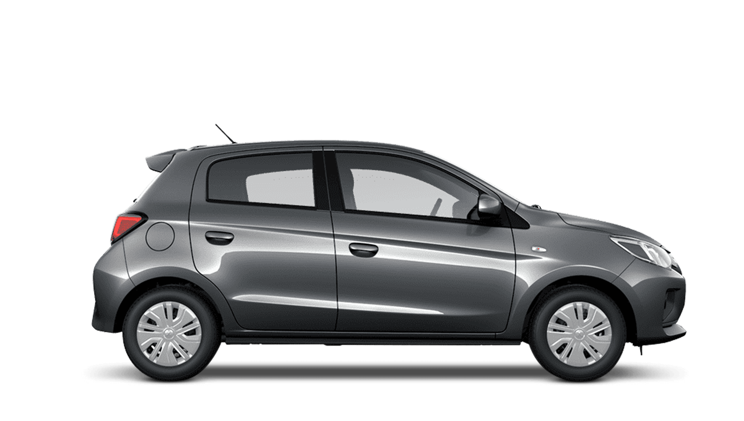 Atlantic Grey New Mitsubishi Mirage