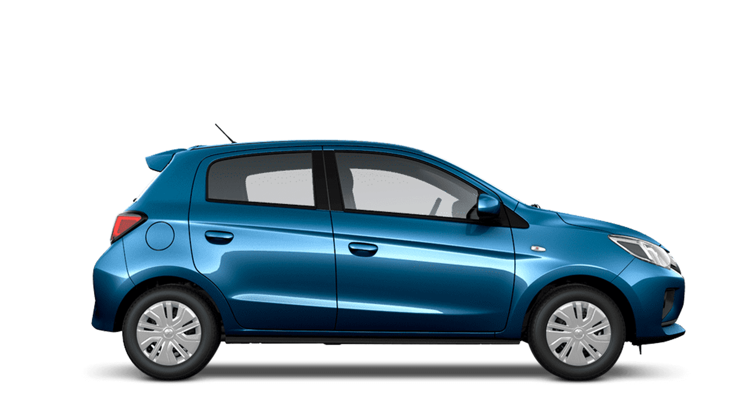 Reef Blue New Mitsubishi Mirage