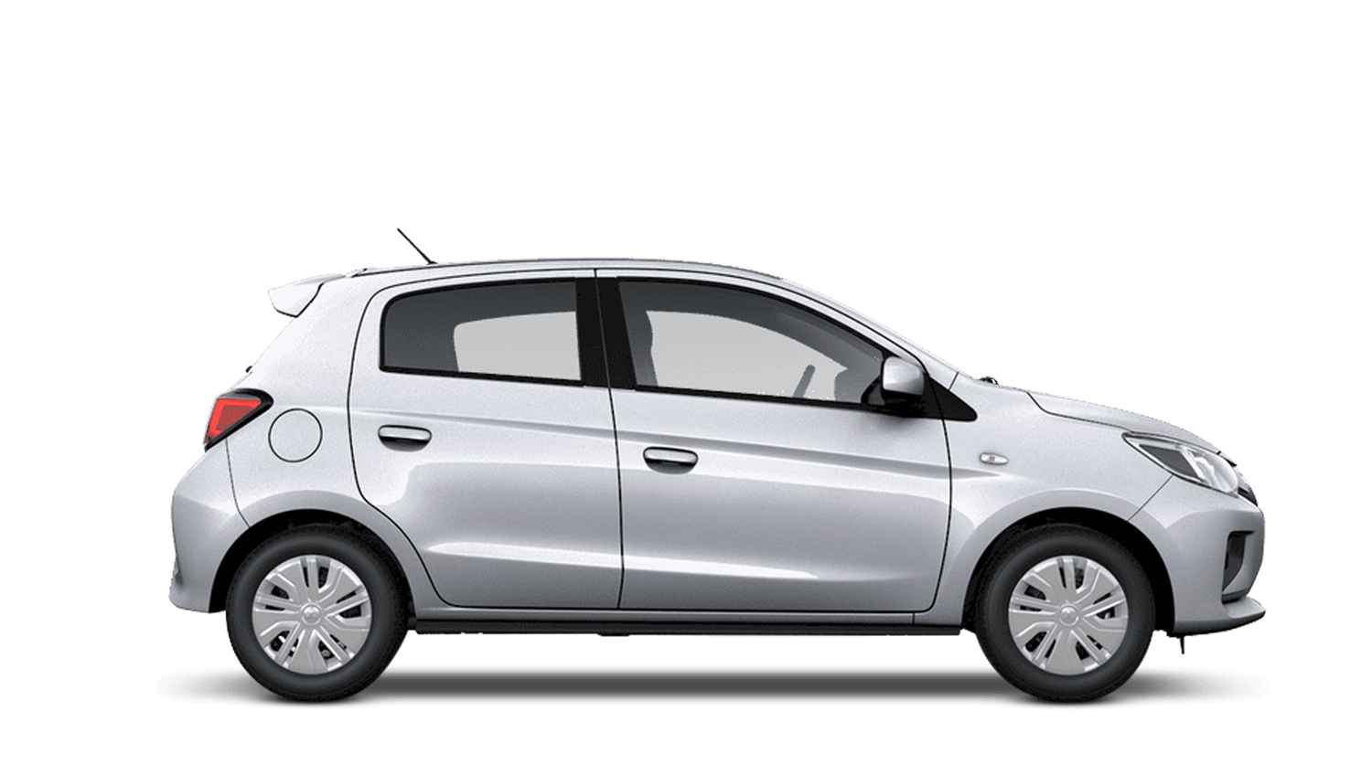 White Diamond New Mitsubishi Mirage
