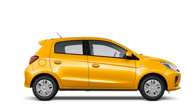 New Mitsubishi Mirage Verve