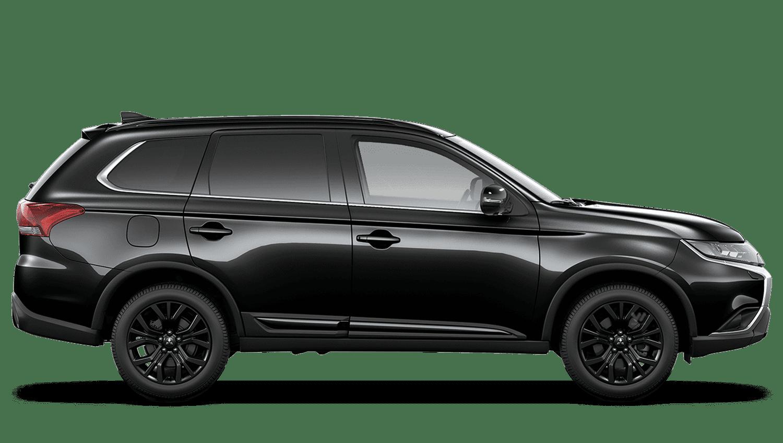 Amethyst Black (Pearl) Mitsubishi Outlander