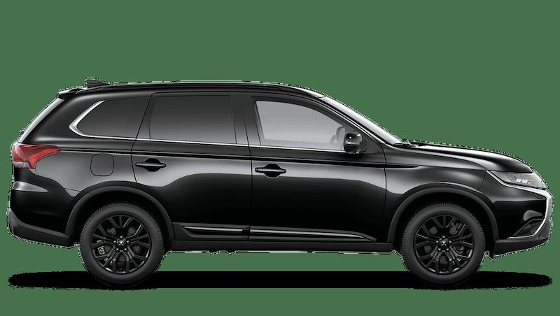 Mitsubishi Outlander Black