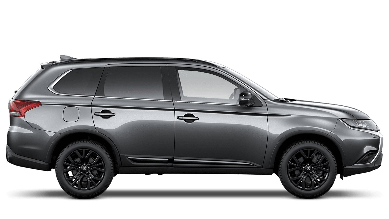 Atlantic Grey (Metallic) Mitsubishi Outlander