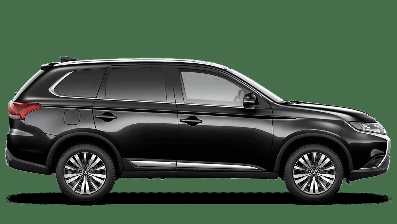 Amethyst Black Mitsubishi Outlander