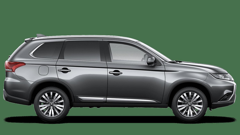 Atlantic Grey Mitsubishi Outlander