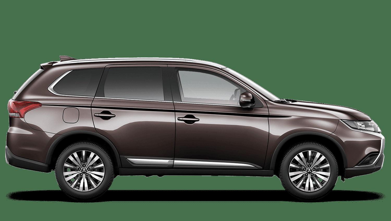 Granite Brown Mitsubishi Outlander