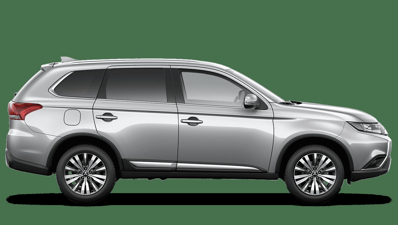 Sterling Silver Mitsubishi Outlander