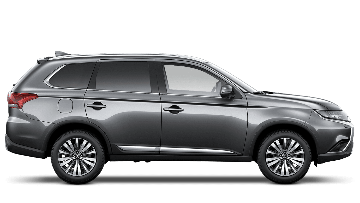 Atlantic Grey Mitsubishi Outlander
