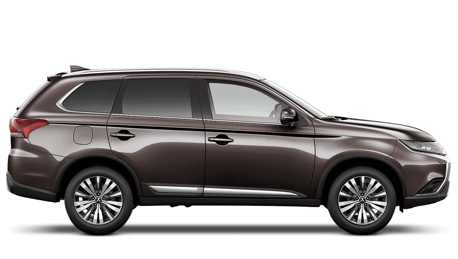 Granite Brown Mitsubishi Outlander