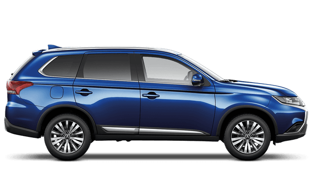 Brand New Mitsubishi Outlander Design Offer