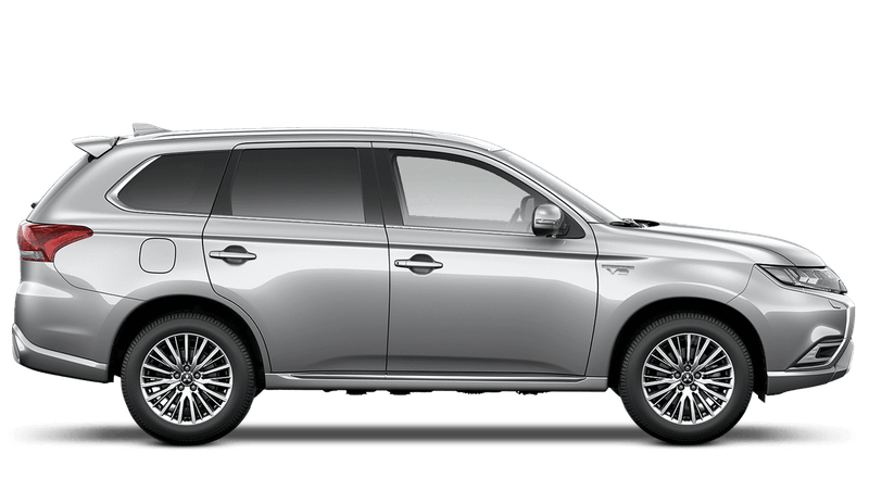 Mitsubishi Outlander PHEV 5h