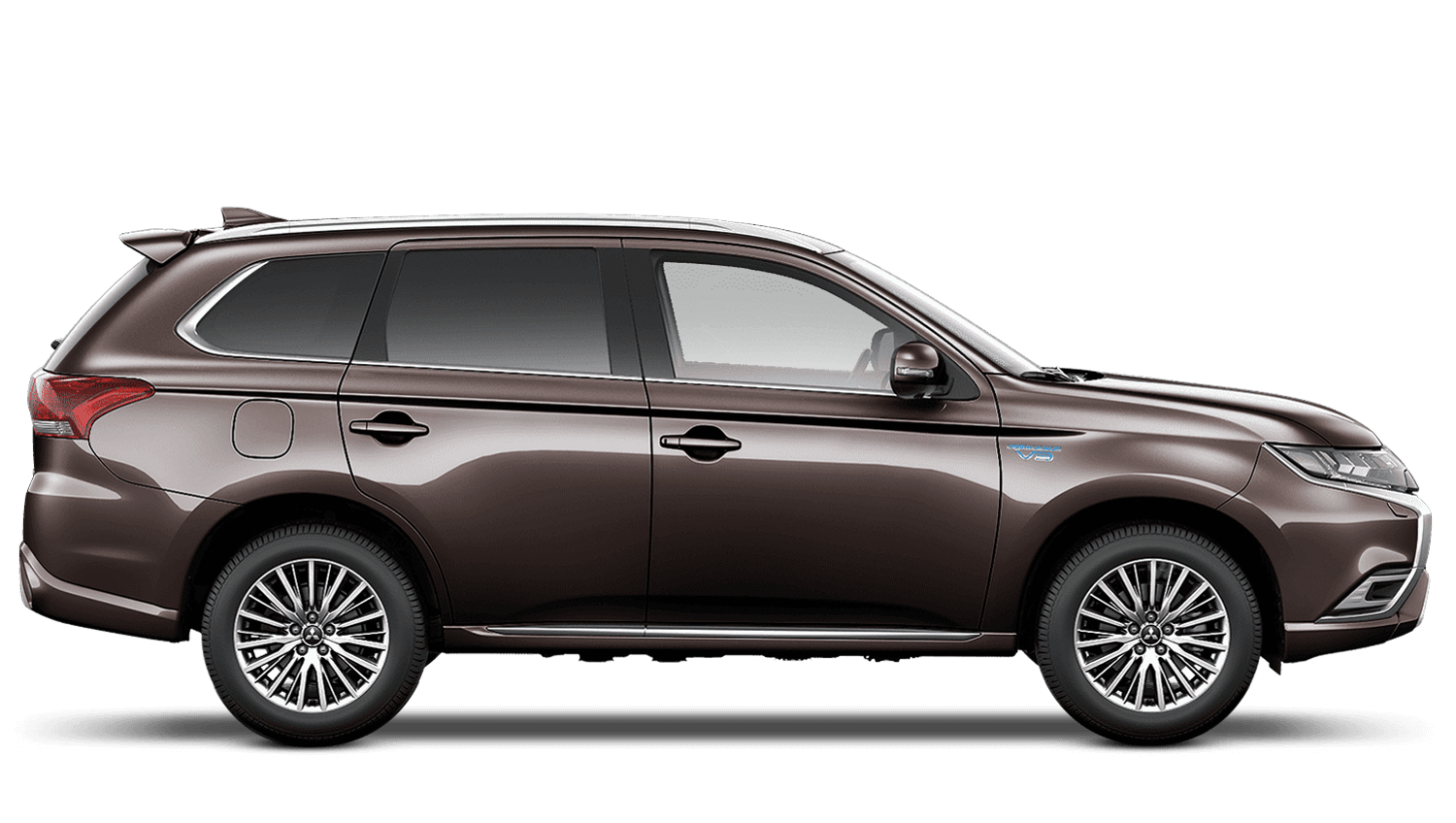 Granite Brown Mitsubishi Outlander PHEV