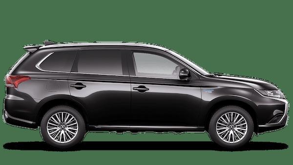 Mitsubishi Outlander PHEV Commercial Juro