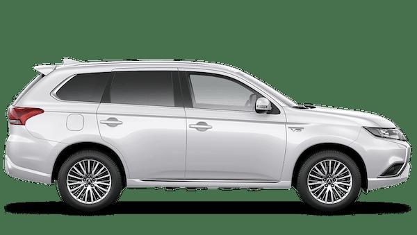 Mitsubishi Outlander PHEV Commercial