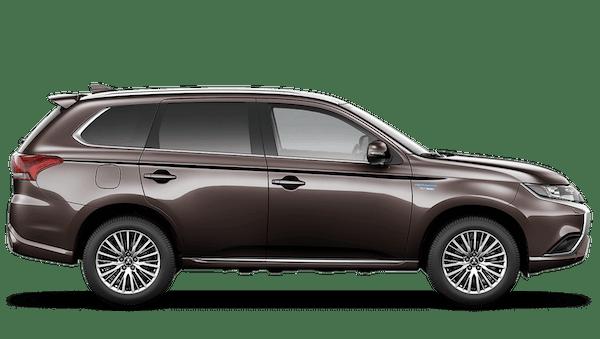 Mitsubishi Outlander PHEV Design