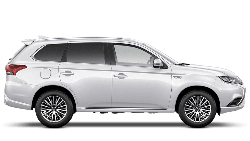 Mitsubishi Outlander PHEV Dynamic