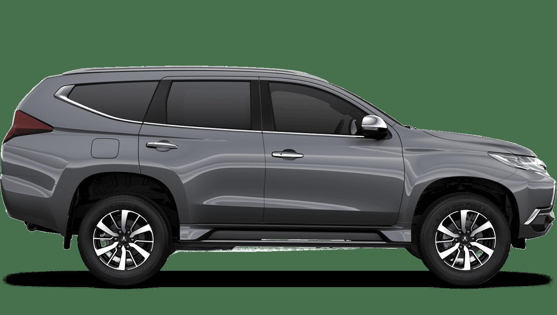 Atlantic Grey (Metallic) Mitsubishi Shogun Sport