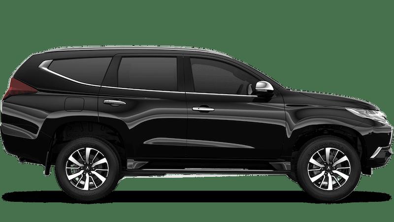 Cosmos Black (Pearl) Mitsubishi Shogun Sport