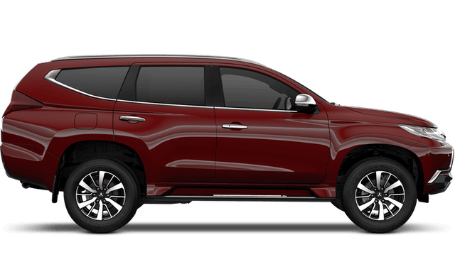 All-New Mitsubishi Shogun Sport 4