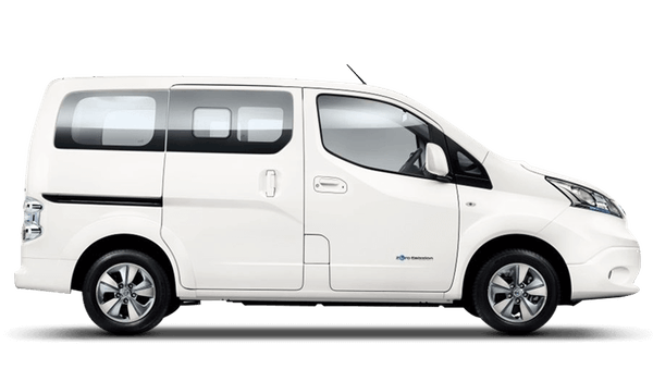 E NV200 Van Combi Tekna Rapid Plus