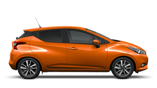 nissan Micra N-Connecta Offer