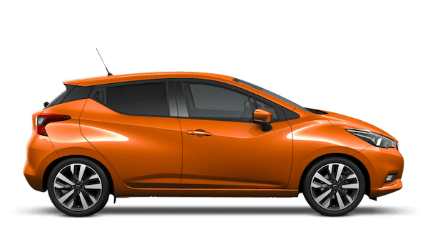 All-new Nissan Micra