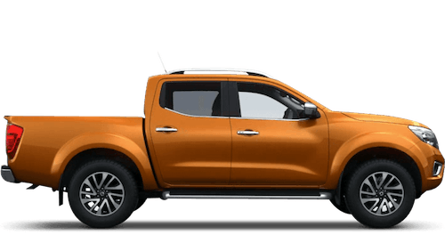 nissan Navara Tekna Offer