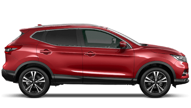 New Nissan Qashqai dCi N-Connecta Offer