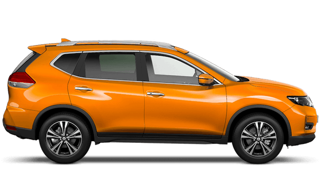 New Nissan X-Trail N-Connecta SUV Offer