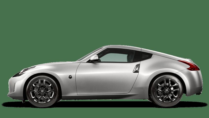 Universal Silver Nissan 370z