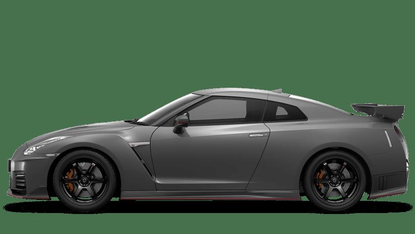 Stealth Grey Nissan Gt R