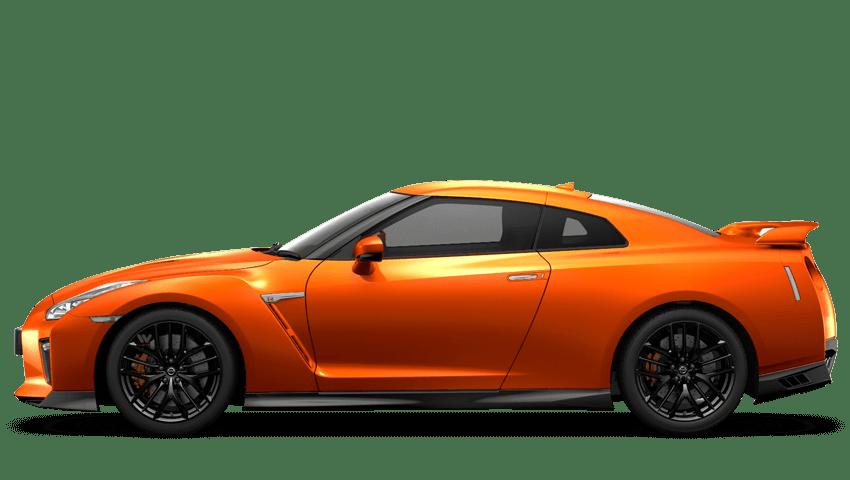 Katsura Orange Nissan Gt R