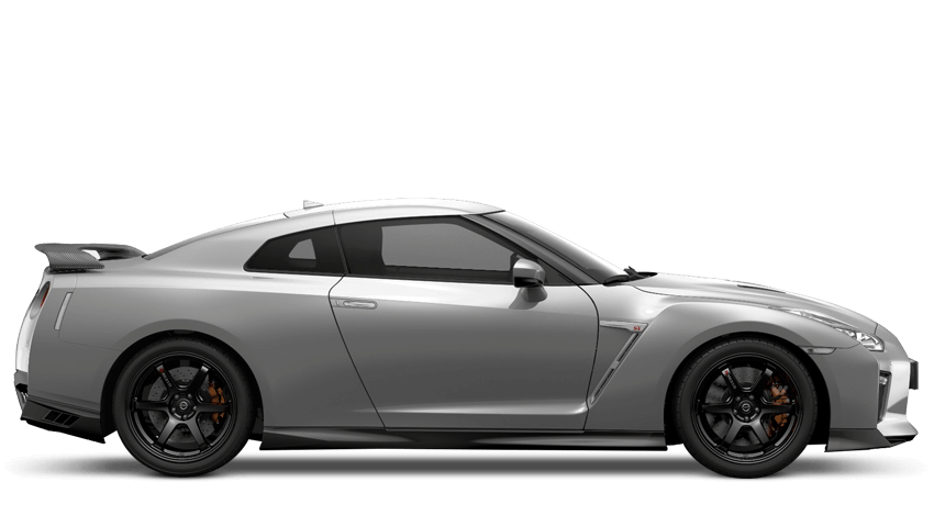 Ultimate Silver Nissan Gt R