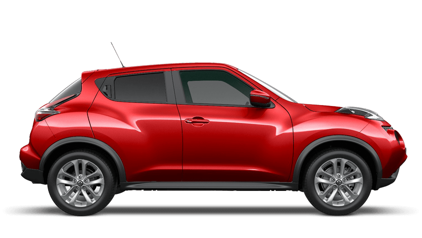 Flame Red Nissan Juke