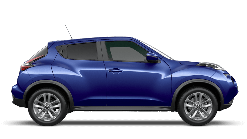Ink Blue Nissan Juke