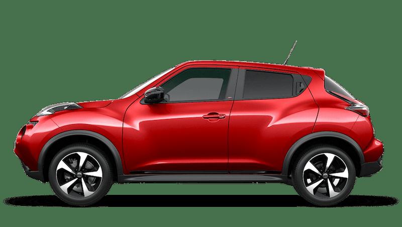 Nissan Juke Bose Personal Edition
