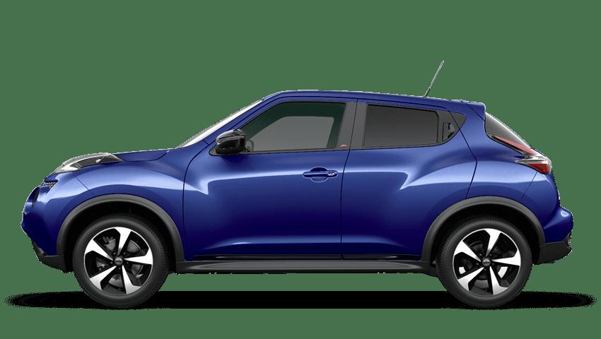 Ink Blue Nissan Juke