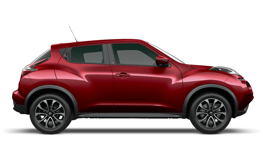 Magnetic Red Nissan Juke