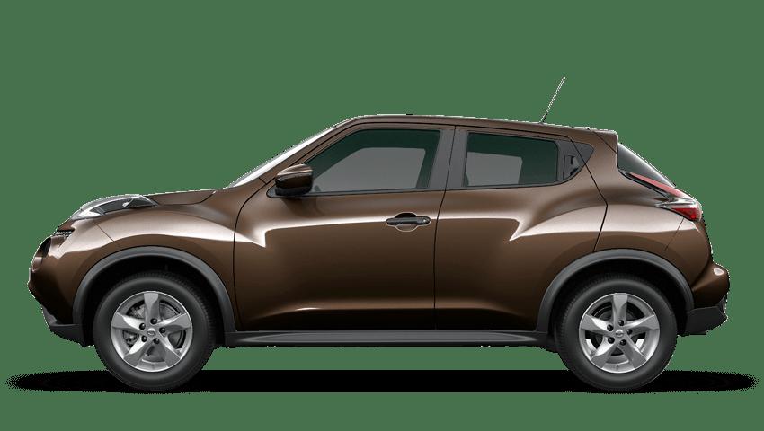 Chestnut Bronze Nissan Juke