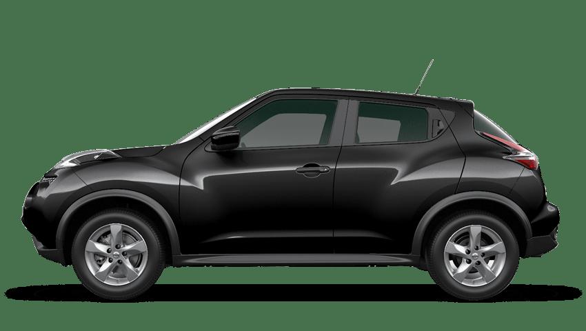 Pearl Black Nissan Juke
