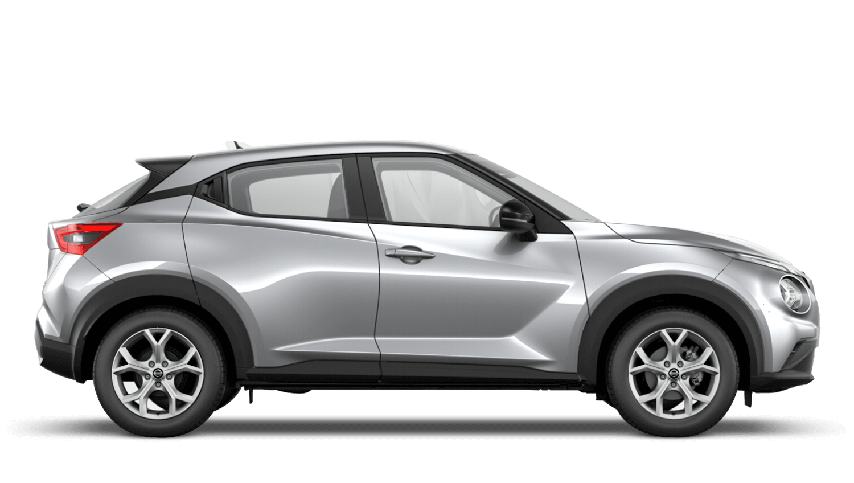 Blade Silver Next Generation Nissan Juke